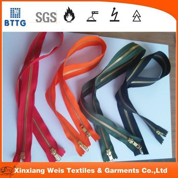 Flame Retardant Zipper For Workwear