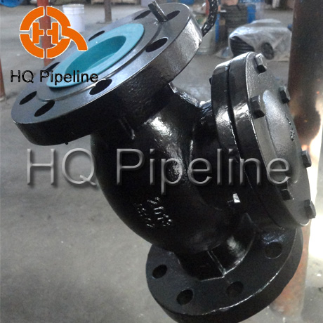 Flange End Check Valve