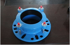 Flanged Adaptors For Ductile Iron Pipes