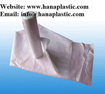 Flat Bag On Roll Type Material Hdpe Ldpe Adding Oxo Biodegradable D2w Epi And East Artworks Bags