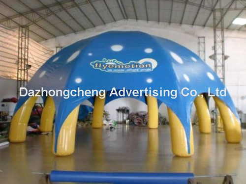 Flatable Advertising Tent