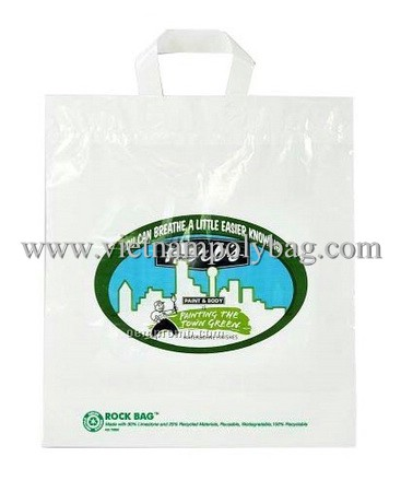 Flexiloop Carrier Plastic Bag