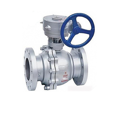 Floating Type Metal Sealing Ball Valves Apply For Power Station