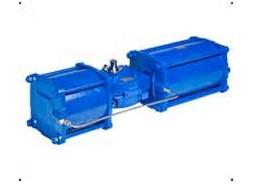 Flowserve Rg Series Heavy Duty Scotch Yoke Actuator