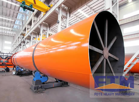 Flue Gas Desulfurization Gypsum Dryer