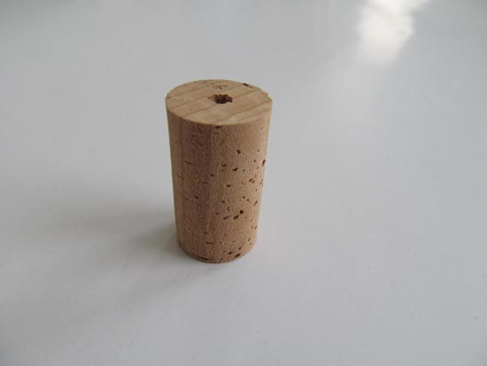Flute Natural Head Cork