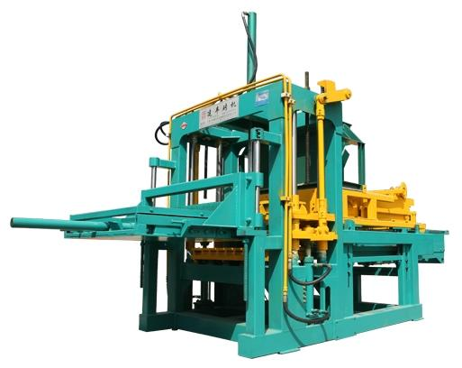 Fly Ash Brick Machine Hollow Concrete Block Jf Qt1500d