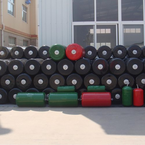 Foam Filled Fenders Can Be Easily Used