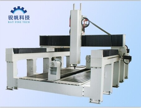 Foam Mold Cnc Machine Rf 2040 F
