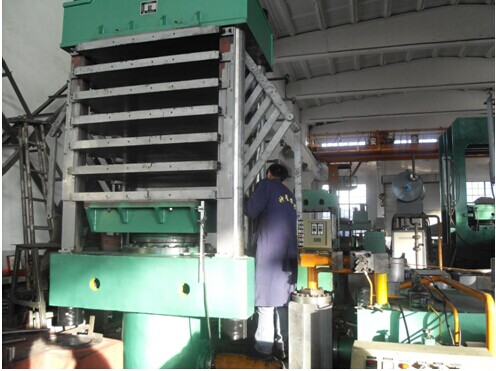 Foaming Vulcanizing Press Used For Eva Pe Rubber Ect