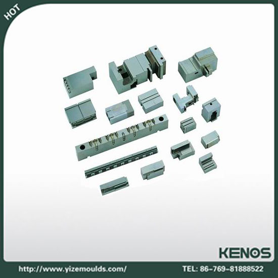 Folding Mold Components Machine Parts