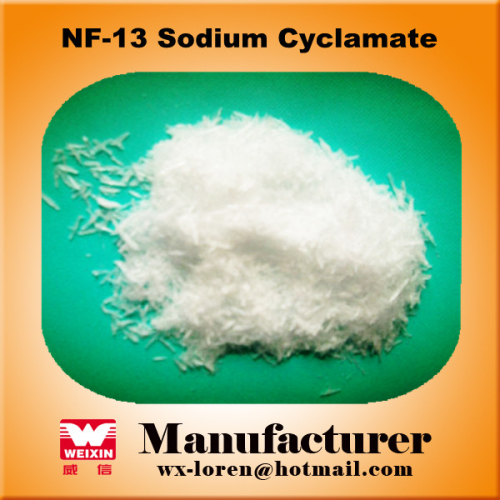 Food Additives Sodium Cyclamate Cp95