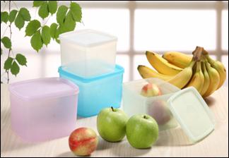 Food Grade Plastic Airtight Container