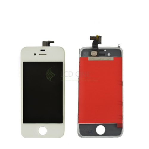 For Apple Iphone 4 Lcd Screen Replacement And Digitizer Assembly With Frame