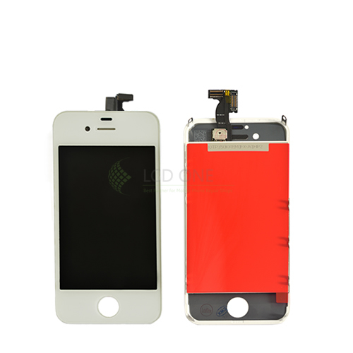 For Apple Iphone 4s Lcd Screen Replacement And Digitizer Assembly With Frame