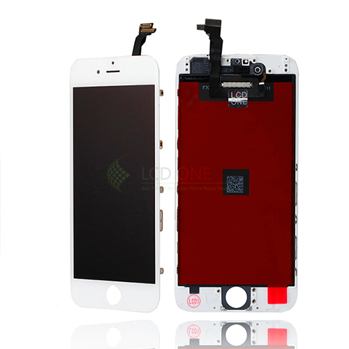 For Apple Iphone 6 Lcd Screen Replacement And Digitizer Assembly With Frame