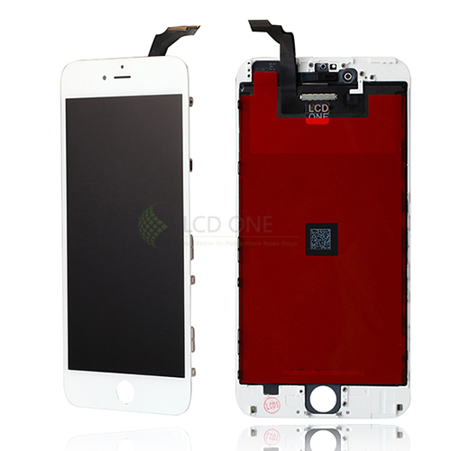 For Apple Iphone 6 Plus Lcd Screen Replacement And Digitizer Assembly With Frame