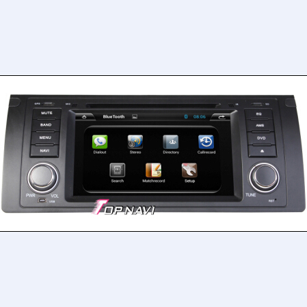 For Bmw E39 E53 Pure Android 4 2 Car Pc Dvd With Capacitive Screen Gps Bluetooth 1g Ddr3 Ram Steerin