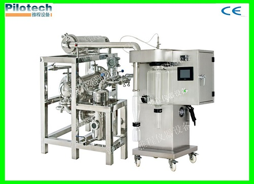 For Organic Solvents Popular Lab Spray Dryer With Factory Price