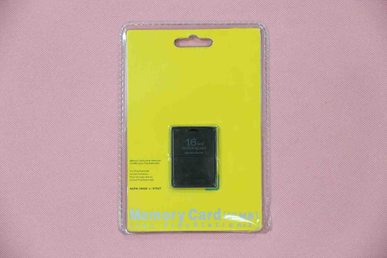 For Ps2 Memory Card 16mb