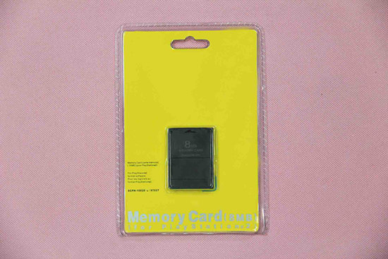 For Ps2 Memory Card 8mb