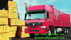 For Sale Sinotruk Howo 8x4 Cargo Truck Zz1317m4661v M 290hp Euroii