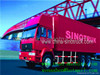 For Sale Sinotruk Swz Cargo Truck 6x4 290hp