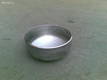 Forged End Cap Butt Welded Hemispherical Alloy Steel Exports From China