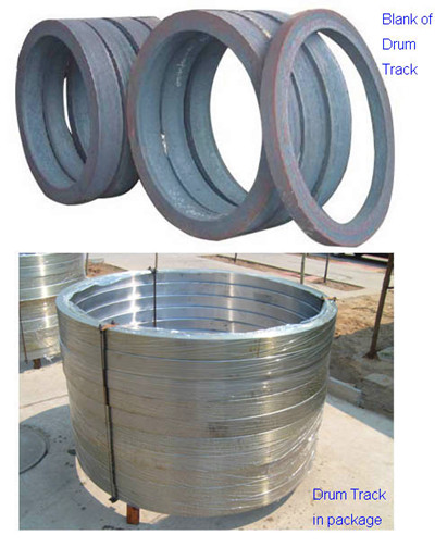 Forged Ring Roller Track Forgings With Best Price And Good Quality