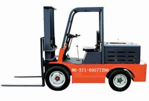 Forklift Truck Factory
