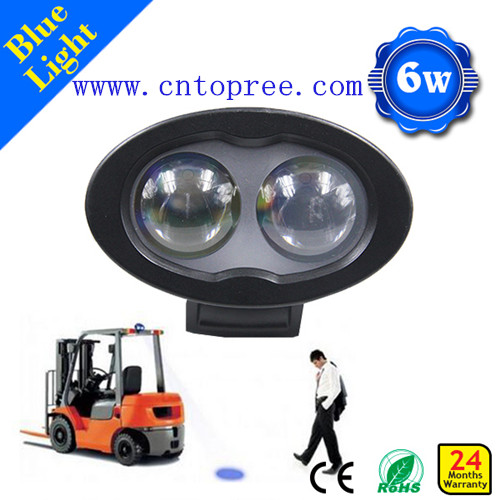 Forklift Warning Light Led Material Handling Safety