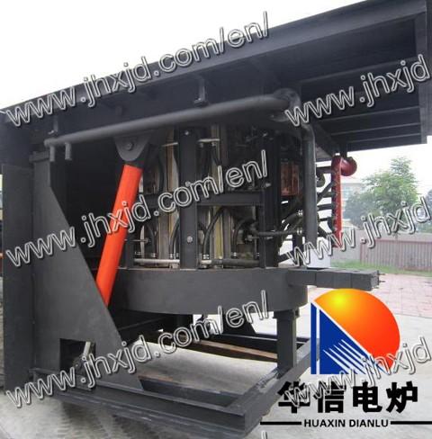 Foundry Induction Melting Furnace 3ton