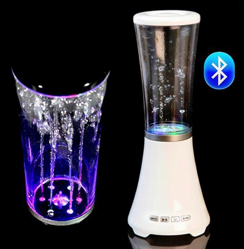 Fountain Speaker With Bluetooth