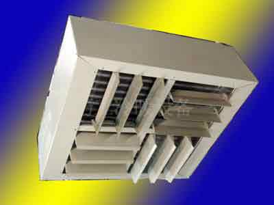 Four Direction Wind Vertical Unit Heaters
