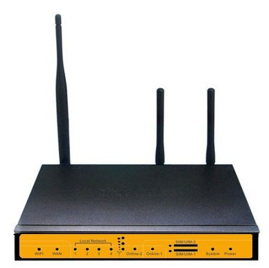 Four Faith Offer Industrial M2m 3g Modem Cellular Router Wireless Supplier