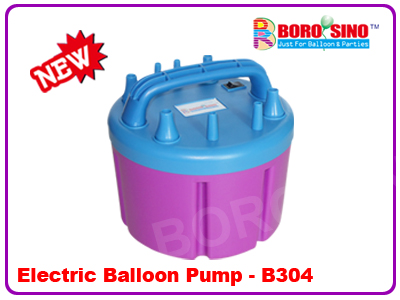 Four Nozzles Electric Balloon Pump B304
