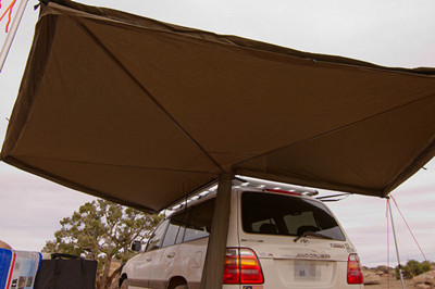 Foxwing Car Side Awning