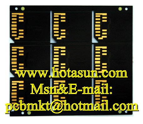 Fr 4 Ultra Thin Pcb 0 2mm Circuit Boards