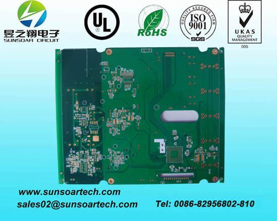 Fr4 Rigid 2 Layer Pcb Factory Aperture Chemical Pictures