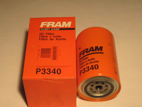 Fram Thermo King Refrigeration Units Filters P3340