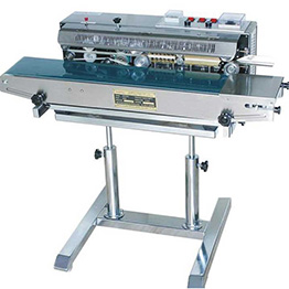 Frd1000 Continuous Band Sealer With Solid Ink Coding