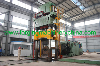 Free Forging Hydraulic Press