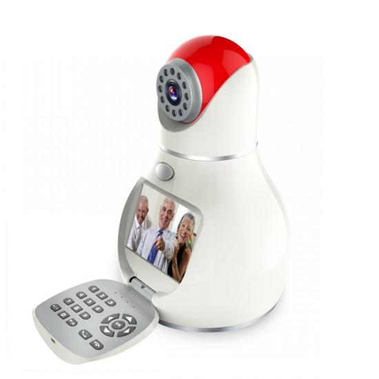 Free Video Camera Network Phone Wireless Indoor