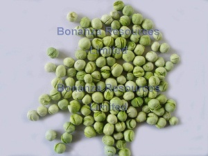 Freeze Dried Green Pea Whole