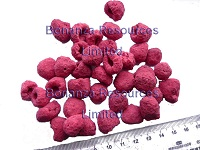 Freeze Dried Raspberry Whole Granule And Powder