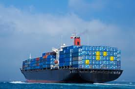 Freight Forwarder Door To Service Sea Ocean