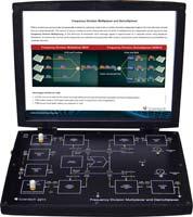 Frequency Division Multiplexer Demultiplexer Scientech 2211