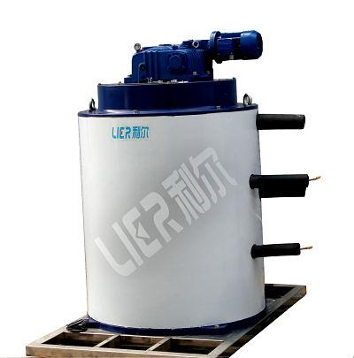 Freshwater Flake Ice Evaporator