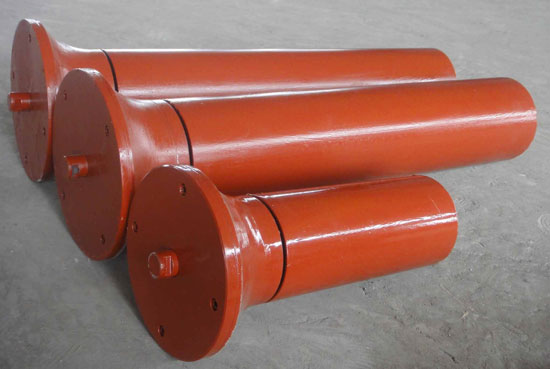 Friction Aligning Roller