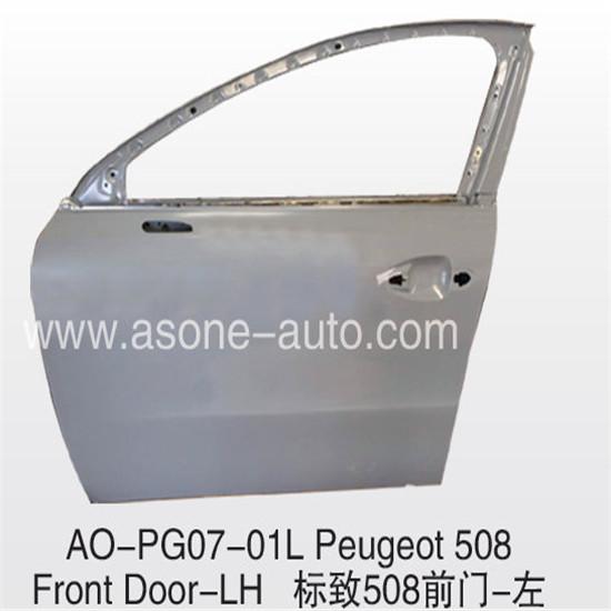 Front Door For Peugeot 508 Auto Kit Oem 9435041380